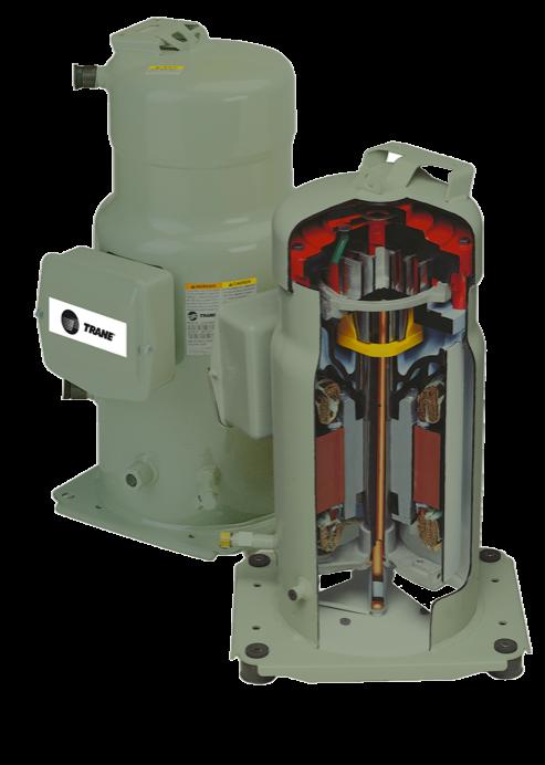 Cshn R410a Trane Emea Parts
